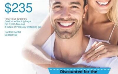 Whitening – Stock Clearance for March